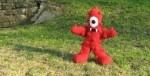 Yo Gabba Gabba inspired Muno – Free CrochetPattern