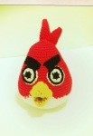 Free Pattern Tuesday – Red AngryBird