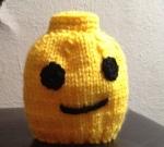 Free Pattern Tuesday – Lego Person Newborn BabyHat