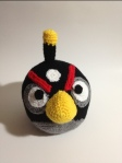 Free Pattern Tuesday – Black Angry Bird