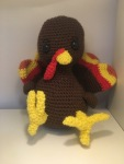 Chief Featherbrain – Free Turkey Pattern