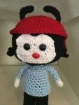 Wakko – Free CrochetPattern