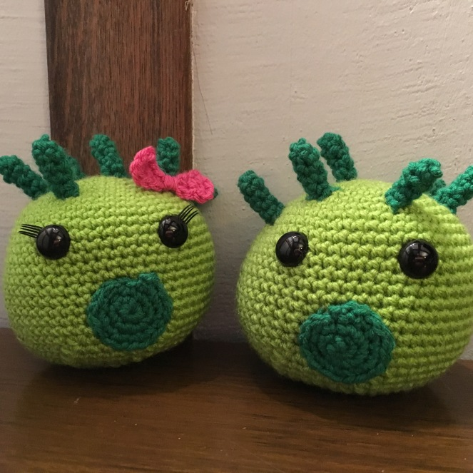 Crocheted Chlamydia