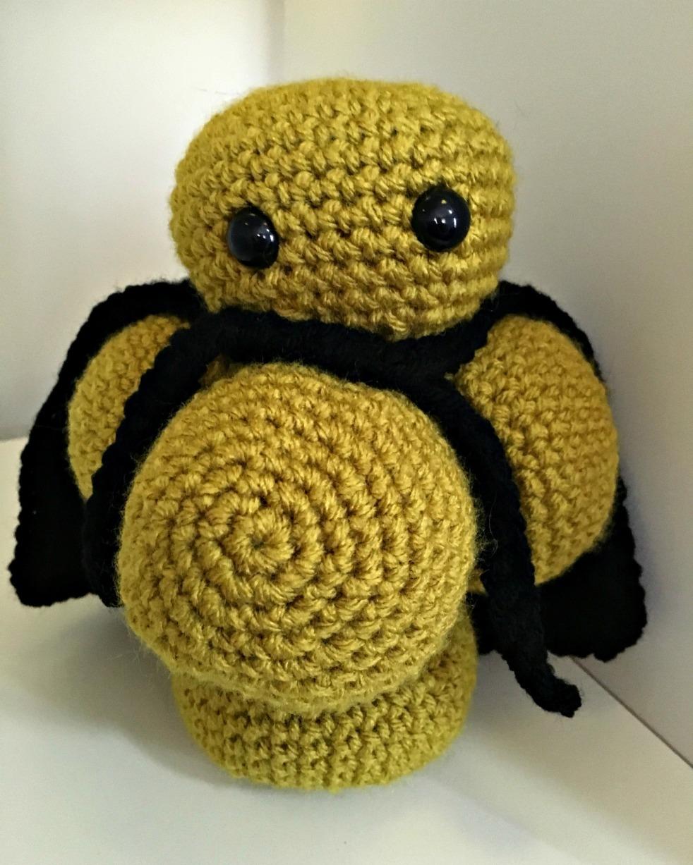 Crocheted MRSA