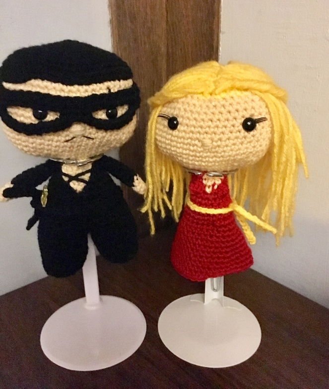 Princess Bride Crochet